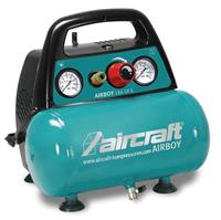 Aircraft AIRBOY 186 OF E Compressor - 1100W - 8 bar - 6L - 90 l/min