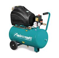 Aircraft Mobilboy 221/24 OF Compressor - 1100W - 8 Bar - 24L - 110 l/min