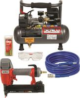 Senco PC0972EUPU Compressorkit - 300W - 8 bar - 3,8L