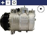 Kompressor, Klimaanlage   MAHLE (ACP 42 001S)