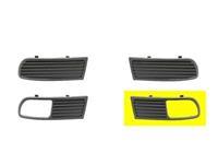 seat BUMPERGRILL ONDER LINKS 7/96+ met MISTLICHTGAT niet voor GT niet voor 16V