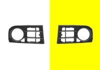 Volkswagen BUMPERGRILL ONDER LINKS 2.0 FSi / Diesel met MISTLICHTGAT