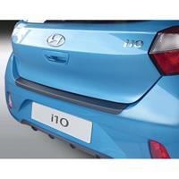 ABS Achterbumper beschermlijst passend voor Hyundai i10 2020- Zwart