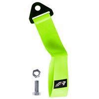Simoni Racing Sleepoog-Gordel - Geel - max. 3000kg - Lengte 28cm
