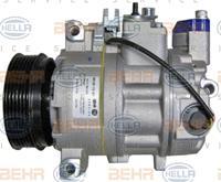 Kompressor, Klimaanlage   MAHLE (ACP 44 000S)