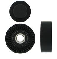 Geleide rol/omdraairol v-snaren SKF, 70 mm