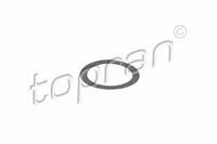 TOPRAN Dichtung, Unterdruckpumpe 101 105  VW,AUDI,SEAT,TRANSPORTER IV Bus 70XB, 70XC, 7DB, 7DW,LUPO 6X1, 6E1,GOLF III 1H1,SHARAN 7M8, 7M9, 7M6