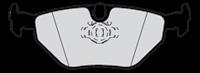Bremsbelagsatz, Scheibenbremse 'FIRST' | Valeo (301311)