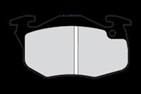 Bremsbelagsatz, Scheibenbremse 'FIRST' | Valeo (301075)
