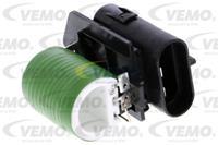Voorweerstand, elektromotor koelventilator VEMO, 3-polig, 12 V
