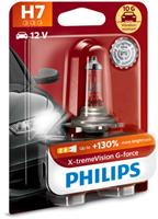 X-tremeVision G-force PHILIPS, H7, 12 V
