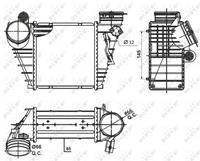 Audi Intercooler, inlaatluchtkoeler