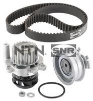 Wasserpumpe + Zahnriemensatz | SNR (KDP457.321)