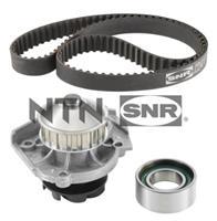 Wasserpumpe + Zahnriemensatz | SNR (KDP458.000)