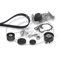 GATES Wasserpumpe + Zahnriemensatz PowerGrip KP35671XS Wasserpumpe + Zahnriemenkit RENAULT,NISSAN,DACIA,CLIO III BR0/1, CR0/1