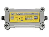 gys FLASH HERITAGE 6A Druppellader 12 V, 6 V 0.8 A 6 A