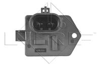 NRF Weerstand, interieurventilator , 2-polig, 12 V