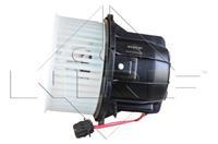 NRF Elektrische motor, Interieurventilatie , 2-polig, 12 V