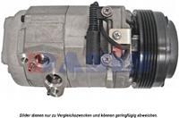 AKS DASIS Compressor, airconditioning , 12 V