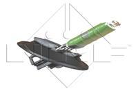 NRF Weerstand, interieurventilator , 4-polig, 12 V