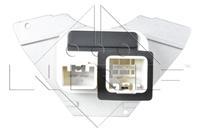 NRF Weerstand, interieurventilator , 6-polig, 12 V