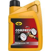 Kroon Oil compressorolie Compressol H68 1 liter (02218)