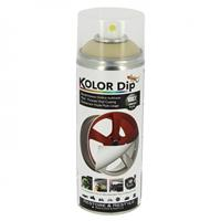 Kolor Dip spuitfolie pearl metallic goud 400 ml