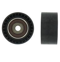 SKF Geleide rol/omdraairol v-snaren , 60 mm