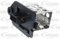 VEMO Voorweerstand, elektromotor koelventilator | , 3-polig