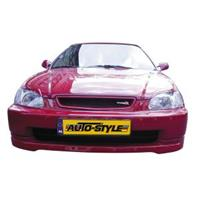 VSpoiler HO Civic 96-98 JDM Type R DX VHO17