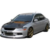 chargespeed Charge Speed VSpoiler MT Lancer EVO 9 CT9A Botto CS 4011