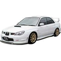 chargespeed Charge Speed VSpoiler SB Impreza GD# BottomLine CS 5021