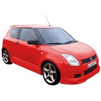 carcept VSpoiler SZ Swift HB 05- excl. Face CT SUZ1
