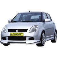 carcept VSpoiler SZ Swift 05- excl. Facelif CT SUS1