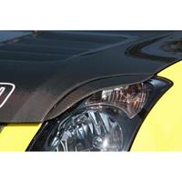 chargespeed Charge Speed Koplampspoilers SZ Swift II 05- FRP CS 6505