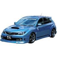 chargespeed Charge Speed VSpoiler SB Impreza WRX STi 08- Hal CS 5060