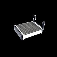 VAN WEZEL Warmtewisselaar PEUGEOT,CITROËN,DS 40006359 Voorverwarmer, interieurverwarming