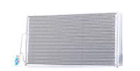 RIDEX Klimakondensator 448C0070 Kondensator,Klimakühler MINI,MINI R56,MINI R50, R53,MINI CLUBMAN R55,MINI Cabriolet R57,MINI COUNTRYMAN R60