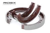 RIDEX Bremsbacken 70B0067 Trommelbremsbacken,Bremsbackensatz VOLVO,V70 I LV,850 Kombi LW,C70 I Cabriolet,C70 I Coupe,850 LS,S70 LS