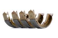 TOMEX brakes Bremsbacken TX 22-41 Trommelbremsbacken,Bremsbackensatz SUBARU,FORESTER SG,FORESTER SF,IMPREZA Stufenheck GD
