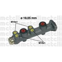 metelli Hoofdremcilinder FIAT 05-0150 71740005,7651142,7692964