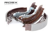 RIDEX Bremsbacken 70B0113 Trommelbremsbacken,Bremsbackensatz PEUGEOT,CITROËN,306 Schrägheck 7A, 7C, N3, N5,306 Cabriolet 7D, N3, N5,205 II 20A/C