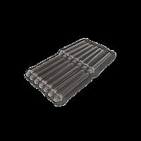 ajusa Cilinderkopbouten VW,AUDI 81000500 049103384Bx12 Cilinderkopbout