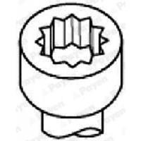 payen Cilinderkopbouten VW,AUDI,SKODA HBS249 036103384B Cilinderkopbout