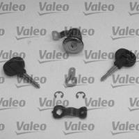 Valeo Schließzylinder 252522  PEUGEOT,CITROËN,PARTNER Combispace 5F,PARTNER Kasten 5,PARTNER Pritsche/Fahrgestell,BERLINGO MF,XSARA PICASSO N68