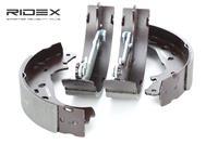 RIDEX Bremsbacken 70B0188 Trommelbremsbacken,Bremsbackensatz OPEL,FIAT,LANCIA,COMBO Kasten/Kombi X12,COMBO Tour X12,DOBLO Cargo 223,DOBLO 119
