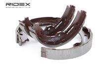 RIDEX Bremsbacken 70B0083 Trommelbremsbacken,Bremsbackensatz MERCEDES-BENZ,MAYBACH,E-CLASS W211,E-CLASS T-Model S211,S-CLASS W221,CLS C219,SL R230
