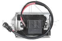NRF Weerstand, interieurventilator | , 6-polig, 12 V