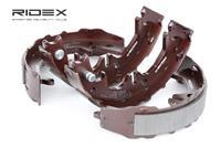 RIDEX Bremsbacken 70B0101 Trommelbremsbacken,Bremsbackensatz TOYOTA,LEXUS,AVENSIS _T22_,AVENSIS Station Wagon _T22_,AVENSIS Liftback _T22_