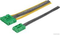 HERTH+BUSS ELPARTS Kabelreparatieset, regeling (verwarming,ventilatie) | , 2-polig, Aan passagierszijde